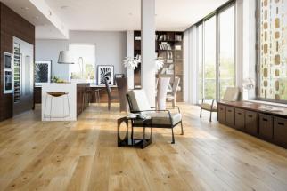 Dřevěná třívrstvá podlaha Barlinek